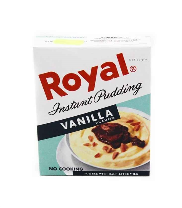 ROYAL vaniljebudding 90 gr